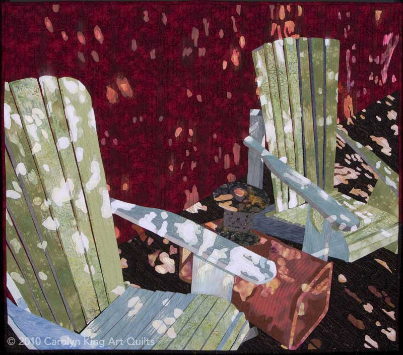 Chairs by Carolyn King