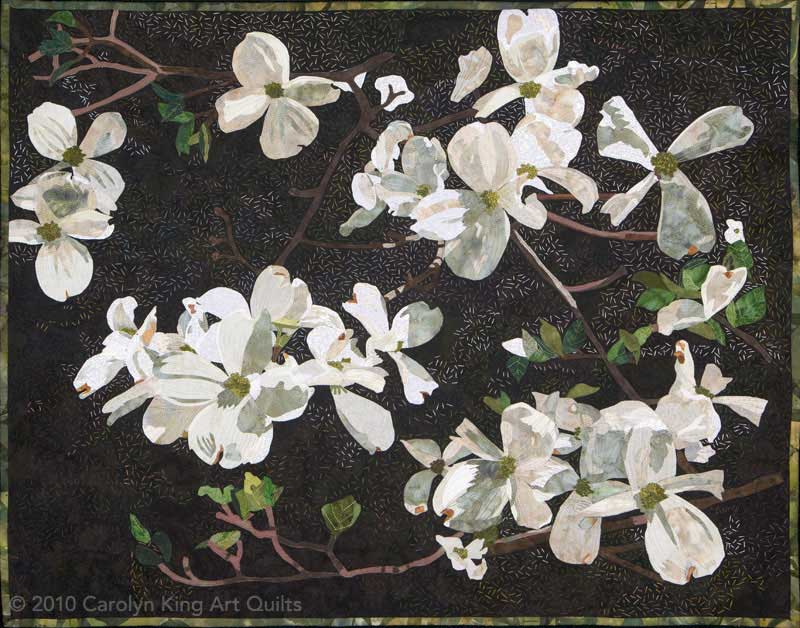 When the Dogwood Bloom by Carolyn King